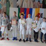 Классификационный турнир по фехтованию