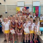 Первенство муниципального образования город Краснодар по синхронному плаванию