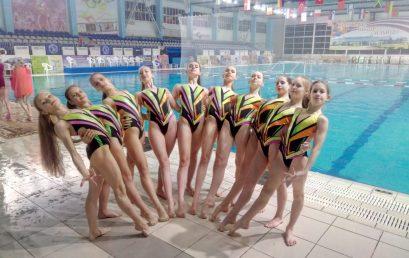Первенство России по синхронному плаванию