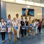 Первенство ЮФО по синхронному плаванию