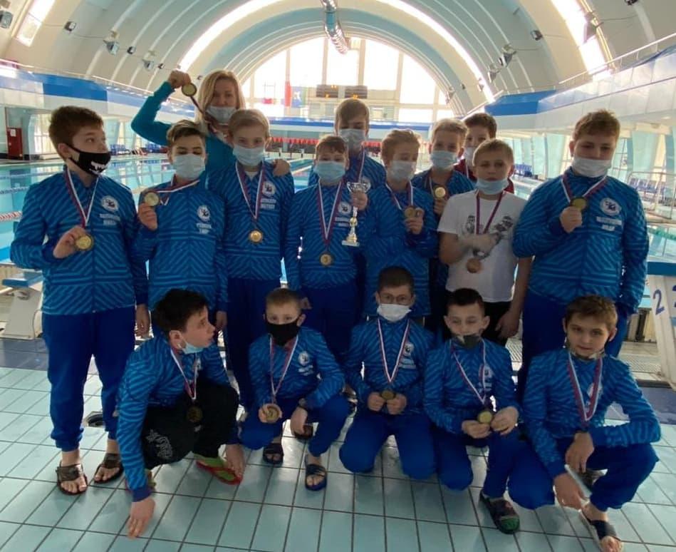 Первенство Краснодарского края по водному поло